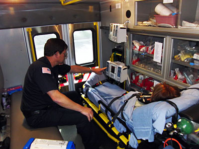 Critical Care Transport A Tec
